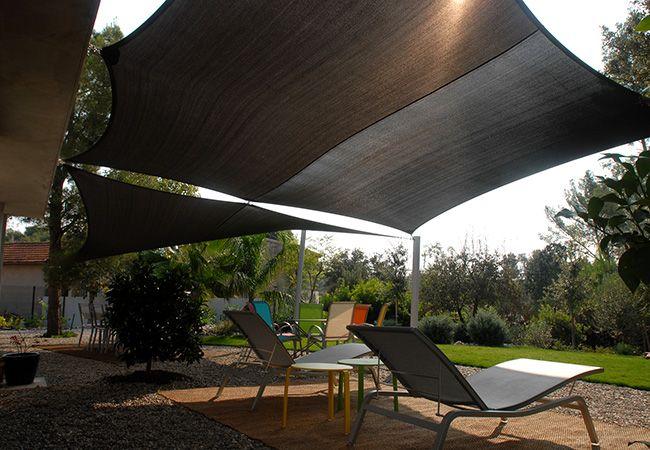 Toiles pour jardins terrasses Sanary-sur-Mer