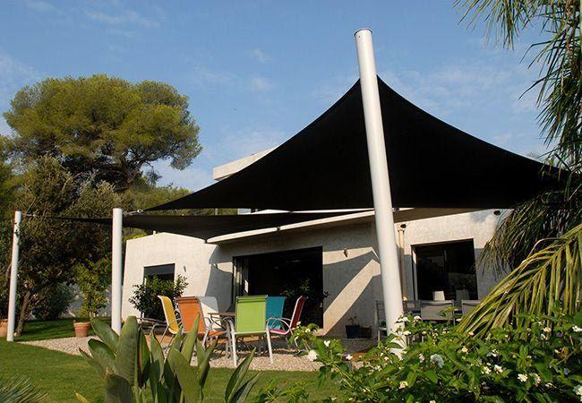 voile pour terrasse sur mesure Toulon