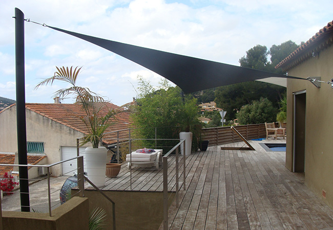 Buy Your Shade Sail Online From The Best French Shade Sail