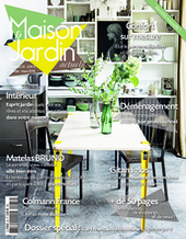 Parution Maison et Jardin Fev-Mars 2016